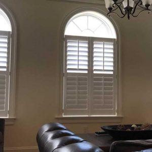 custom made blinds for odd shaped windows